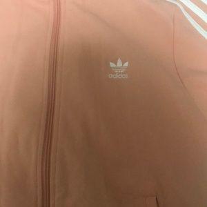 adidas Jackets & Coats - Adidas coral jacket  never wore before
